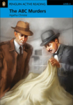 """Agatha Christie, """"The ABC Murders"""" Book/CD-Rom for Pack:  Level 4"""