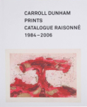 Allison N. Kemmerer, Carroll Dunham Prints 1984-2006