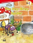 Andrea Janzen, The Itsy-Bitsy Spider-Level 1-Little Sprout Readers