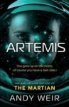 Andy Weir, Artemis