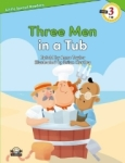 Anne Taylor, Three Men in a Tub-Level 3-Little Sprout Readers