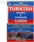Bekir Orhan Doğan, Turkish Word & Phrase Cards