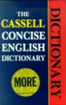 Betty Kirkpatrick, The Cassell Concise English Dictionary
