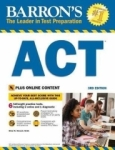 Brian W. Stewart M. Ed., Barrons ACT with Online Tests (Barrons Test Prep)