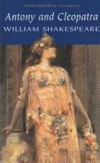 By author William Shakespeare, Series edited by Keith Carabine, Introduction and notes by Prof. Cedric Watts, Antony and Cleopatra