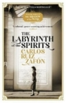 Carlos Ruiz Zafon, The Labyrinth of the Spirits