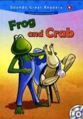 Casey Malarcher, Frog and Crab + CD Sounds Great Readers-4