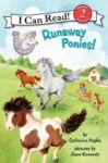 Catherine Hapka, Pony Scouts: Runaway Ponies! (I Can Read Book 2) (I Can Read - Level 2 (Quality))