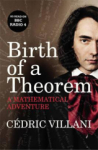 Cédric Villani, Birth of a Theorem: A Mathematical Adventure