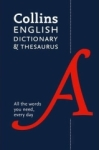 Collins Dictionaries, Collins English Dictionary and Thesaurus Paperback edition: All-in-one support for everyday use
