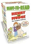 Cynthia Rylant, Henry and Mudge the Complete Collection