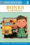 David A. Adler, Bones and the Big Yellow Mystery (Puffin Easy-To-Read: Level 2)