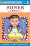 David A. Adler, Bones and the Birthday Mystery (Puffin Easy-To-Read: Level 2)