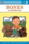 David A. Adler, Bones and the Dog Gone Mystery (Puffin Easy-To-Read: Level 2)