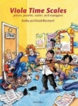 David Blackwell, Viola Time Scales: Pieces, puzzles, scales, and arpeggios