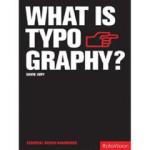 David Jury, What Is Typo Graphy HB