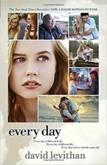 David Levithan, Every Day Movie Tie-In Edition