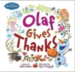 Disney Book Group, Frozen: Olaf Gives Thanks