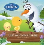 Disney Book Group, Frozen Olaf Welcomes Spring