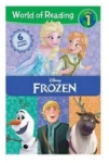 Disney Book Group, World of Reading Frozen Boxed Set: Level 1