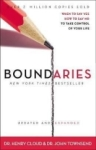 Dr. Henry Cloud, Boundaries Updated and Expanded Edition: When to Say Yes, How to Say No To Take Control of Your Life