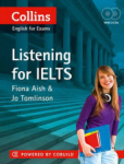Fiona Aish, Collins Listening for IELTS