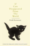 Genki Kawamura, If Cats Disappeared From The World