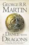 George R. R. Martin, A Song of Ice and Fire (5) - A Dance With Dragons