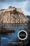 George R. R. Martin, A Storm of Swords: Part 1 Steel and Snow (A Song of Ice and Fire, Book 3)