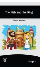Grimm Brothers, The Fish And The Ring İngilizce Hikaye Stage 1