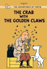 Herge, The Crab with the Golden Claws (Tintin Young Readers Series)