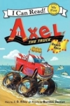 Herman Parish, Axel the Truck: Beach Race (My First I Can Read)