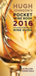 Hugh Johnson, Hugh Johnsons Pocket Wine Book 2016