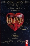 İlke Afacan, Stephanie Garber, Caraval 2-Legend