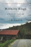 J. D. Vance, Hillbilly Elegy: A Memoir of a Family and Culture in Crisis