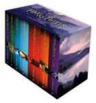J. K. Rowling, Harry Potter Box Set: The Complete Collection (Childrens Paperback)