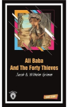 Jacob Grimm, Wilhelm Grimm, Ali Baba and the Forty Thieves Short Story