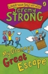 Jeremy Strong, My Grannys Great Escape