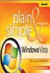 Jerry Joyce, Marianne Moon, Windows Vista Plain & Simple
