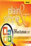 Jim Boyce, Microsoft® Office Outlook® 2007 Plain & Simple