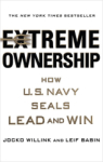 Jocko Willink, Extreme Ownership: How U.S. Navy SEALs Lead and Win