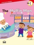 Kelly Daniels, The Muffin Man-Level 1-Little Sprout Readers