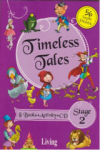 Kolektif, Stage 2 - Timeless Tales 8 Books + Activity + CD