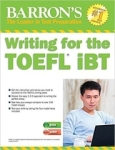 Lin Lougheed, Writing for the TOEFL iBT: With MP3 CD, 6th Edition (Barrons Writing for the Toefl)