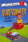 Lori Haskins Houran, Flat Stanley and the Firehouse (I Can Read Books: Level 2)