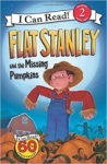 Lori Haskins Houran, Flat Stanley and the Missing Pumpkins (Flat Stanley: I Can Read!, Level 2)