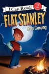 Lori Haskins Houran, Flat Stanley Goes Camping (I Can Read! Reading with Help: Level 2)