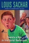 Louis Sachar, Theres A Boy in the Girls Bathroom