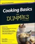 Marie Rama, Cooking Basics For Dummies, 5th Edition