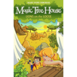 Mary Pope Osborne, Magic Tree House 11: Lions on the Loose